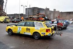 Start Carbage Run winter 2019 - Kopenhagen (FaceMePLS) Tags: kopenhagen copenhagen denemarken denmark scandinavië facemepls nikond5500 rally car voiture pkw wagen voertuig carbageteam96