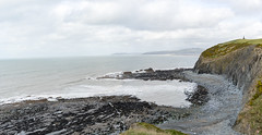 Aberystwyth to Borth (Alex Vikingo) Tags: aberystwyth borth walk sea coust pub vaclav callan hike weather beer ale city village mountain hills
