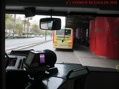 "2018 030614 SCANIA CASTROSUA BUS AVANZA PORTILLO BUS 5820 2840 JJK MALAGA (Andrew Reynolds transport view) Tags: europe spain andalucia transport bus coach transit passenger omnibus diesel ""mass transit"" 2018 030614 scania castrosua avanza portillo 5820 2840 jjk malaga"