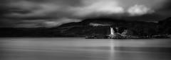 Lachlan Castle (Squareburn) Tags: lachlan castle scotland lachlancastle argyllbute longexposure mono bigstopper leefilters