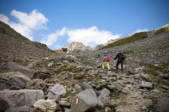 Verso il Rifugio Ponte di Ghiaccio (piper969) Tags: montagna mountain sentiero italia italy path valleaurina altoadige sudtirol rifugiopontedighiaccio salita trekking camminata