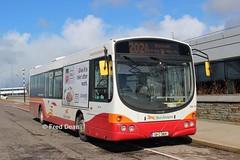 Bus Eireann VWL167 (08C3814). (Fred Dean Jnr) Tags: buseireann volvo wright wrightbus eclipse cork march2019 b7rle urban vwl167 08c3814 knocknaheeney buseireannroute202a