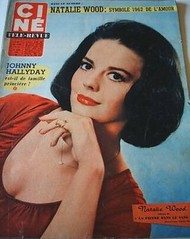 Natalie on the cover of Cine Tele-Revue #magazinecovers (NWScrapbook) Tags: magazinecovers