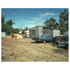 QFV-25 (sm0r0ms) Tags: mamiya7 6x7 kodak 120 film analog landscape mediumformat colorphotography newtopographics contemporarylandscape