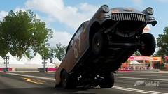 Wheelie (KillBones) Tags: forza horizon 4 voiture route