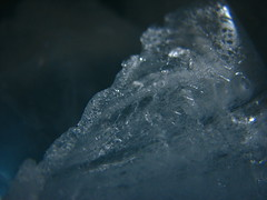 Ice cube (Vallø) Tags: vallø danmark denmark 2019 macro closeup ice is cold indoor inside detail detalje macromondays hotorcold icecube 10faves