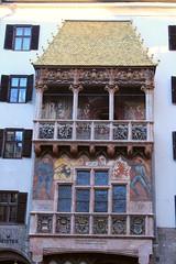 Goldenes Dachl / Golden Roof / Златният покрив (mitko_denev) Tags: österreich austria tyrol tirol innsbruck австрия инсбрук тирол goldenesdachl goldenroof златниятпокрив
