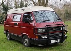 J1 TNY (Nivek.Old.Gold) Tags: 1991 volkswagen transporter 112ps camper t3 2100cc