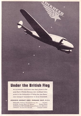 LOCKHEED (old school paul) Tags: lockheed vintage ads adverts aviation aircraft aeroplane