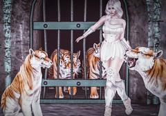 The Wild and the Free .. (Ⲧꞅⲓⲛⲁ Ⲙ. Ꞅⲁⲉ) Tags: p lp tableauvivant glamaffair milkmotion jian