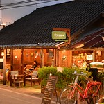 Old coffee shop in Pai (Northern Thailand 2018) thumbnail