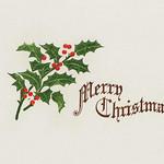 Merry Christmas design thumbnail