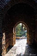 Alcazaba de Málaga (@morenox) Tags: alcazabademalaga málaga alcazaba