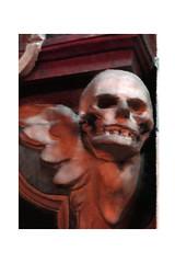 Totenfratze (verlag1) Tags: tod skelett