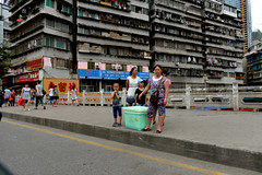 DSC_4945 01 (vincenzocodraro) Tags: stree flick people chine outdoor bulding road