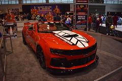 Nice Ride (Robby Gragg) Tags: chicago blackhawks chevy chevrolet camaro