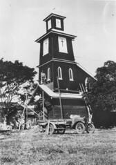 New St Johns Lutheran Church in Kalbar Queensland (Big Brisbane Boy) Tags: australia queensland englesberg kalbar fassifern valley lutheran church building construction