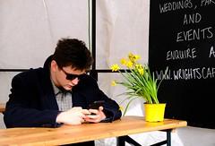 Morrissey revival (Bury Gardener) Tags: burystedmunds britain suffolk streetphotography street streetcandids snaps strangers candid candids people peoplewatching folks fujixt3 fuji mirrorlesscameras 2019 arc thearc