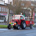Massey Ferguson tractor from the St Patrick's Day Parade in Hall Green