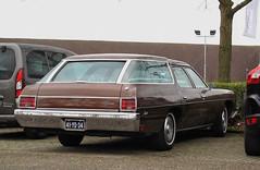 1973 Chevrolet Impala Station Wagon 5.7 V8 (rvandermaar) Tags: 1973 chevrolet impala wagon 57 v8 station sidecode3 import 41yd34
