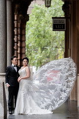 DSC07135 (Ted Foto) Tags: brideandgroom love light realwedding green wedding sydneywedding