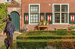 Jordenshof (alje) Tags: deventer hofje d7500 2470mmf28g livinghistory