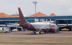 Batik Air 737-900 (A. Wee) Tags: indonesia 印尼 巴厘岛 bali ngurahrai airport denpasar dps 机场 boeing 737900 737 batikair