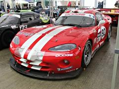 280 Dodge GTS-R (SR II) (1998) (robertknight16) Tags: dodge chryler usa american viper sportscar muscle silverstoneclassic gtsr lutz oreca canaska reynard gt2 alms