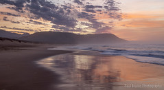 Nature's Valley Beach Dawn (Panorama Paul) Tags: paulbruinsphotography wwwpaulbruinscoza southafrica southerncape gardenroute naturesvalley sunrise beach waves clouds orange nikond850 nikkorlenses nikfilters
