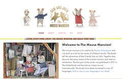 New to me...Mouse Mansion Website (Foxy Belle) Tags: mouse mansion website dollhouse link craft diy tutorials