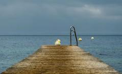 Ostsee Impression (Jose Maria Photo-Art) Tags: ostsee himmel cielo weis wasser meer see blanco blau licht light luz