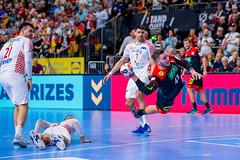 HANDBALL-WM: Kroatien - Deutschland (Handball 2019) Tags: sport handball deutschland deutscherhandballbund dhb nationalmannschaft mã¤nner herren weltmeisterschaft wm2019 heimwm hauptrunde kã¶ln lanxessarena kroatien cro nordrheinwestfalen köln ger männer
