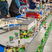 Lego Exhibit at the SR 99 Tunnel Grand Opening Festival