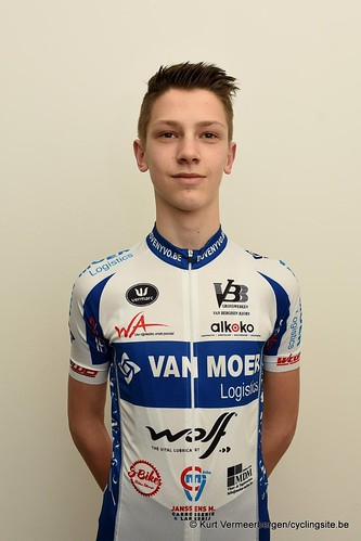 Van Moer Logistics Cycling Team (75)