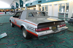 Hi-Ho, Silver (Flint Foto Factory) Tags: flint michigan urban city home town winter february 2019 1981 buick regal 65th indianapolis 500 indy pace car replica generalmotors gm silver black turbo turbocharged bishop international airport 3425 wbristolrd bristol road presidents day weekend classic vintage american auto automobile sloan longway gallery worldcars