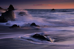 Rhythm of the Sea (Ping...) Tags: coastline california