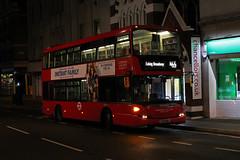 Route N65, London United, SP40053, YT09BNL (Jack Marian) Tags: routen65 londonunited sp40053 yt09bnl scania scaniaomnicity omnicity ealingbroadway chessington richmond richmondstation buses bus london