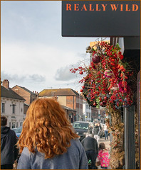 Really Wild (Mabacam) Tags: 2019 marlow buckinghamshire highstreet hair copper shopsign reallywild candid