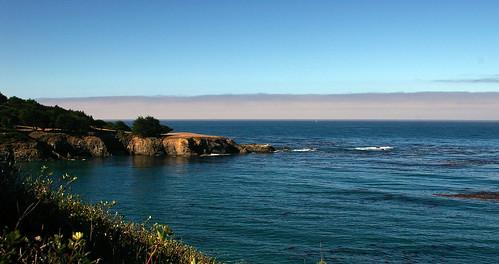 Mendocino California 2007