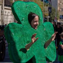 St Patricks Parade SF 2019: Everyone believes and trusts in time (bhautik_joshi) Tags: st patricks day pats parade sanfrancisco sf sfist california bayarea civic center unitedstatesofamerica us