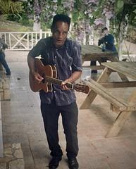 Guitar (Crawford Brian) Tags: rosehall singer greathouse guitar musician jamaica montegobay film 110 analog instamatic minolta tomography tiger iso200