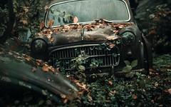 green light (Nils Grudzielski) Tags: lostplaces urbanexploration abandonedplaces decay old rusty