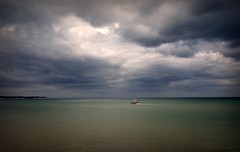 Coast (plot19) Tags: bridlington yorkshire coast england north northern sony rx100 love light landscape sea seascape english boat clouds mood plot19 photography britain uk