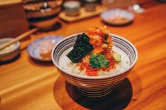 海鮮珠寶盒 (aelx911) Tags: a7rii a7r2 sony carlzeiss fe35mm fe35f14 food sashmi fish fresh don japanesefood taiwan taipei 台灣 台北 日本橋海鮮丼 美食