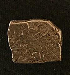 Maurya - Silver Karshapana (ambrett) Tags: coin ancient