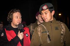 Mark & Rámon en de landmacht (3FM) Tags: sr18 lifeline rode kruis serious request seriousrequest rodekruis 3fm leger militair landmacht defensie