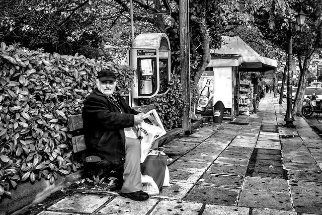 Xanthi, street photography