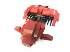 Red Revenant Rear (dreki.bryni) Tags: halo moc afol lego