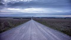 Three Views of a Byway 1 (stevedewey2000) Tags: wiltshire salisburyplain landscape byway track road oldroad skyscape