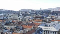 Buda Castle on the hill (hansntareen) Tags: budapest budacastle 2018 hunagry ungarn
